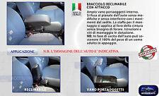 Bracciolo Portaoggetti  Auto - Bracciolo Specifico Per Fiat 500L Living