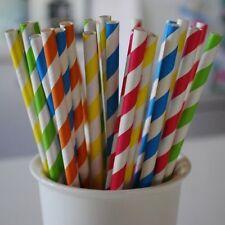Unbranded Paper Straws Wedding Party Tableware & Serveware