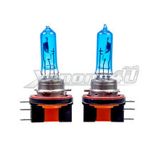 H15 Super White Xenon Effect DRL Headlight Upgrade Bulbs 15/55W 5000K