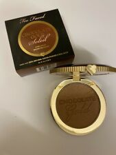 TOO FACED CHOCOLATE GOLD BRONZER 8 GRAMS AUTHENTIC BOXED
