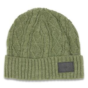 gift for her visor bill brim Women/'s green lemongrass winter hat with silver buckle chunky crochet knit woman/'s fall beanie