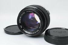 OLYMPUS OM-SYSTEM 50mm F/1.4 G.ZUIKO AUTO-S Standard MF Lens from Japan