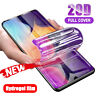 Full Cover Screen Protector For Samsung Galaxy S8 S9 S10 Plus Note 9 10 Plus CA