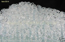 2000 Small Plastic Cosmetic Containers Wholesale Jars Clear 5 Gram 5 Ml | 5014