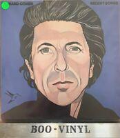 Leonard Cohen Recent Songs vinyl LP album record UK 86097 CBS 1979 EX+ Con Super