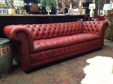 Chesterfield Ledersofa Polster Designer Sofas Garnitur Couch Sofa Royal 2016-05-