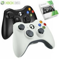 Wired / Wireless Game Controller For Microsoft Xbox & Slim 360 PC Windows 7,8,10