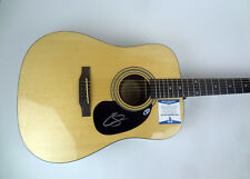 Chris Stapleton Signed Autograph Epiphone Acoustic Guitar Beckett BAS COA