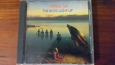 AUSTRALIAN CRAWL the boys light up CD  early JAPAN PRESSING  RARE no barcode