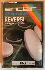 SINCLAIR ZX SPECTRUM REVERSI ALSO KNOWN AS OTHELLO NUOVO