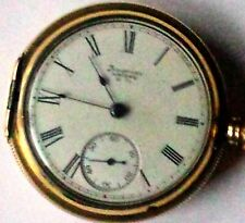 Vintage American Waltham Windup Pocket Watch