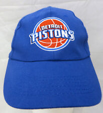 Detroit Pistons Basketball Summit Place KIA cap hat adjustable v