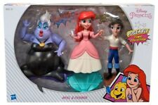 Poseable Comic Collection Ariel & Friends 5-Inch Basic Figure 3-Pack