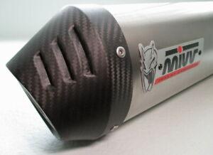 MIVV Titanium Oval Slip-on for Suzuki Bandit 1250 2007-2016 (S.029.LNC)
