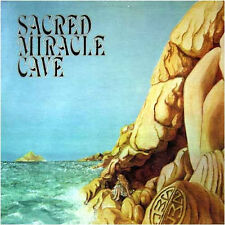 SACRED MIRACLE CAVE s/t LP . lazy cowgirls claw hammer raunchettes dwarves