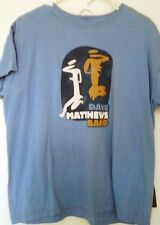 Pre-Loved Asian Symbol Dave Matthews Band Shirt - Size XL - DMB - RARE - Blue