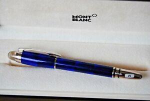 Montblanc STARWALKER COOL BLUE F��llfederhalter