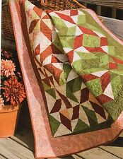 Indian Summer Quilt Pattern Pieced GG