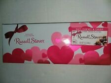 Russell Stover Valentine Nut Chewy & Crisp All Milk Fine Chocolates 12 Oz Yummy