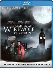 An American Werewolf in London Blu Ray David Naughton, Jenny Agutter