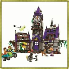 SCOOBY DOO The mystery machine Lepining Set For Lego Building Blocks Toys Animal