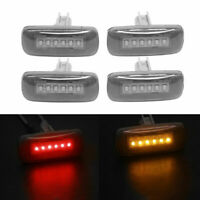 4x 6-LED Cab Dually Fender Side Marker Lights Fits 2010-2017 Dodge Ram 2500/3500