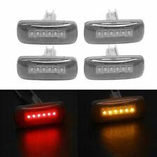 4x 6-LED Cab Dually Fender Side Marker Lights Fits 2010-2017 Dodge Ram 2500/3500