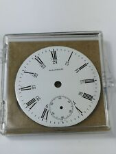 Waltham 18s Canadian Pocket Watch Dial Possibly Vanguard - Nice (AE17)