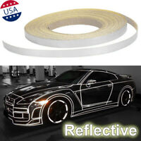 147.6 FT Car Reflective Safety Warning Conspicuity Tape Film Sticker Refit Trim