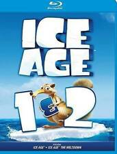 Ice Age - 2-Pack (Blu-ray Disc, 2013) BRAND NEW SEALED