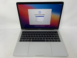 MacBook Pro 13 Silver Late 2016 2.0 GHz i5 16GB 256GB SSD - Good Condition
