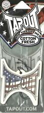TAPOUT cotton fresh AIR FRESHENER shaped official merchandise USA sealed IMPORT