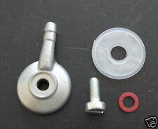Kit Dell'orto Pipetta + filtro + vite per Carburatore SHA 14 15 16 in Alluminio