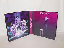 Custom Made Star Trek II The Wrath Of Khan Trading Card Album Binder
