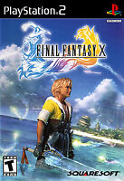 Final Fantasy X - 2001 Role Playing - (Teen) - Sony PlayStation 2 PS2