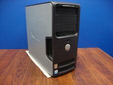 DELL DIMENSION 3100 JC474 TOWER PC  INTEL PENTIUM 4 2.8GHz 2GB 80GB FEDEX