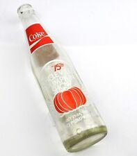 Coca-Cola Coca Cola Bottiglia USA bottiglia 1981 Circleville Zucca Show zucca