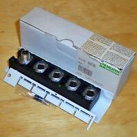 MURR Elektronik Cube67 I/O Compact Analog Input Module AI4 C 4xM12 (I) / 56730