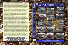 2771. West Yorkshire Bus Archive Volume 5. Our series nears it's end with a look