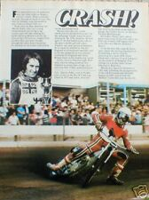 MARTIN ASHBY MOTORCYCLE Racing Article/Photos/Picture's