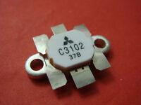2 pack Mitsubishi NPN 2SC3102 C3102 RF Power Transistor