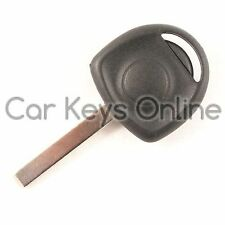 Transpondedor clave para Opel/Vauxhall Corsa C & C Meriva un corte a su coche (HU100)
