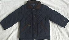 New Ralph Lauren Boys Diamond-Quilted Jacket 3T/3Y