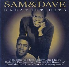 Sam & Dave: Greatest Hits/CD-NUOVO