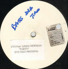 Eys - Party - Feat Linda Newman - Express Your Soul