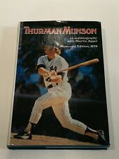 Mickey Mantle Elston Howard Yankees Signed Autograph Thurman Munson Book PSA DNA