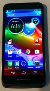 Motorola Electrify M 8GB XT901 (US Cellular) Fast Shipping Excellent Used