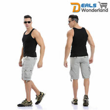 Unbranded Cotton Regular Size Shorts for Men