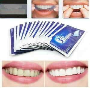 28 units / 14 pairs of teeth whitening strips, therapeutic gel
