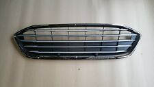 FORD FOCUS NEW MODEL 2018-2020 GENUINE FRONT BUMPER GRILL CHROME JX7B-8C436-A